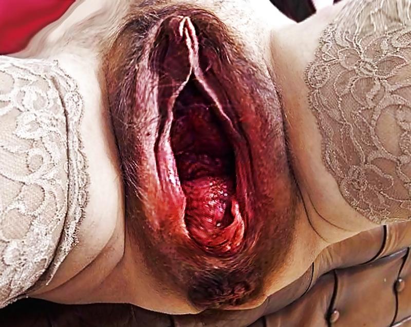 Порно фото самой большой в мире киски