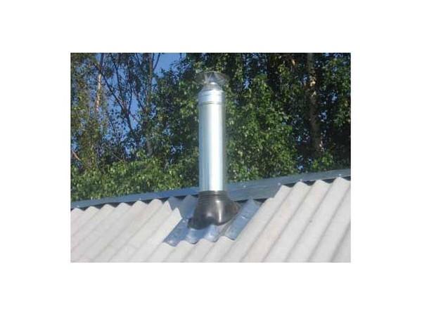гидроизоляция печной трубы на шиферной крыше женский комбинезон наличии