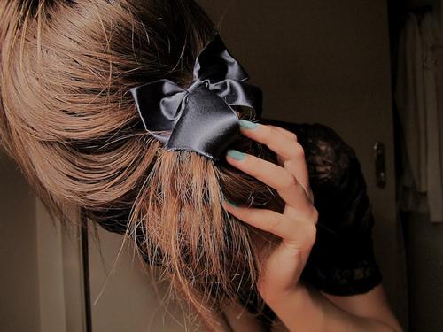 Фото девушек брюнеток где не видно лицо — pic 11