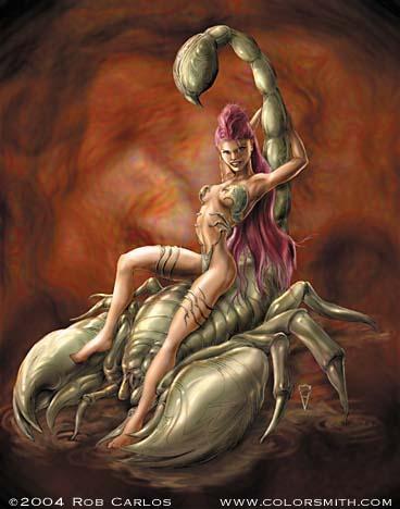 Секс скорпиона мужчины и женщины льва считаю