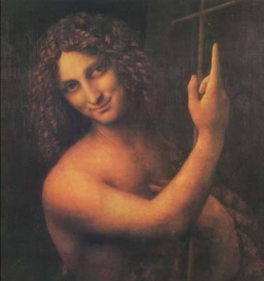 фото леонардо да винчи в молодости