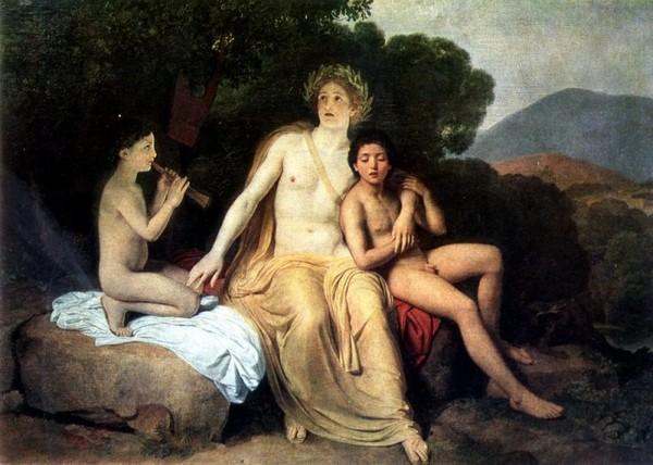 Гомосексуализм в античной греции