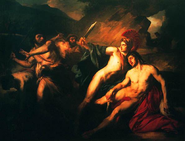 Древние воины гей сцены фото 775-577