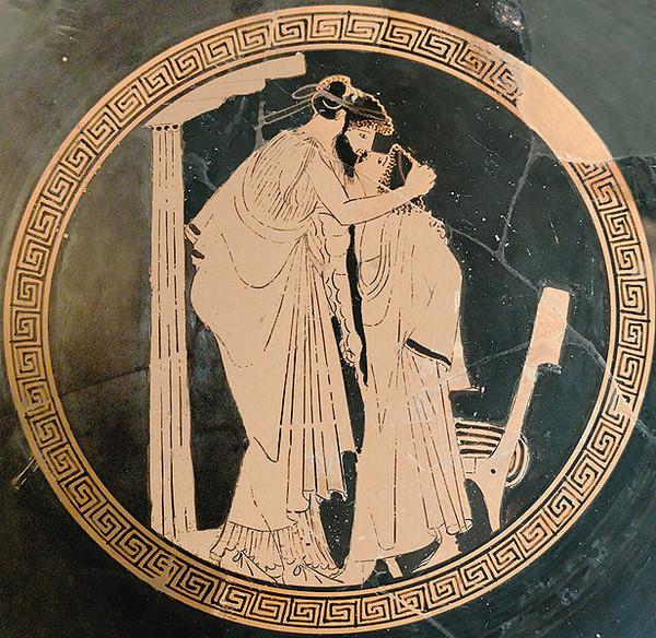 Отношение в древности к гомосексуализму