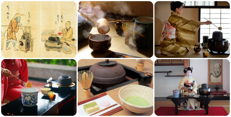 present day japanese tea ceremony essay Below is an essay on japanese architecture from anti essays, your source for research papers, essays, and term paper examples japanese architecture (6th century ad to present day) influences.