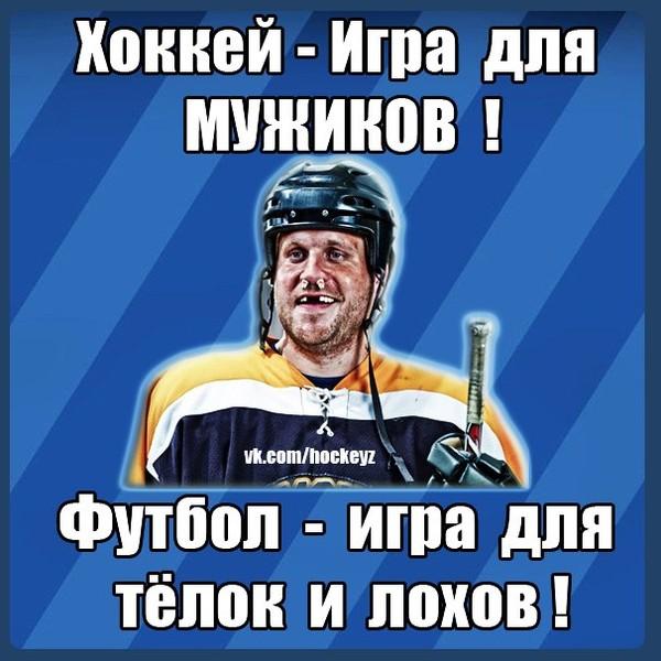 Хоккей демотиваторы хоккей или футбол