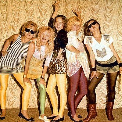 как одеться на дискотеку 90-х фото