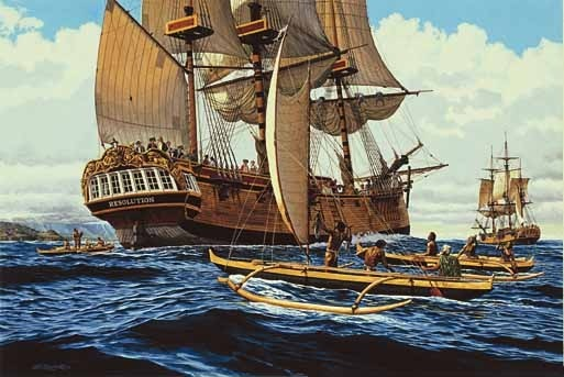 a narrative of captain james cooks expeditions