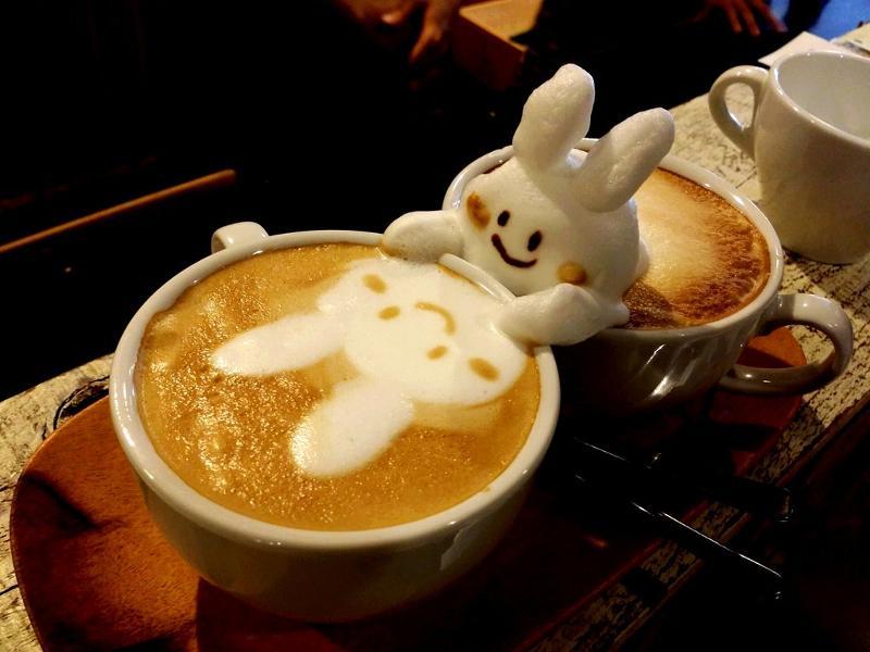 Прикольные картинки кофе, люблю семью
