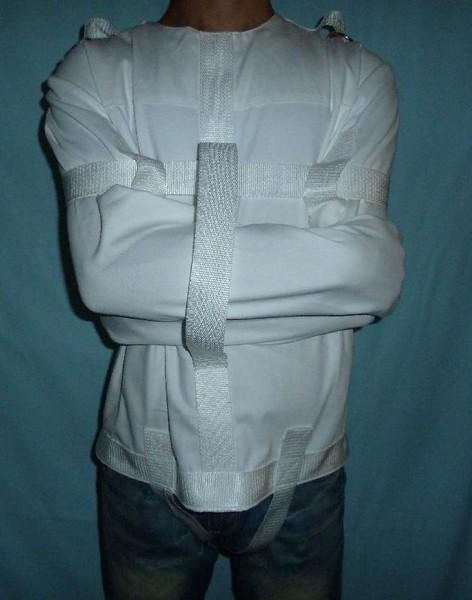 Сшить смирительную рубашку