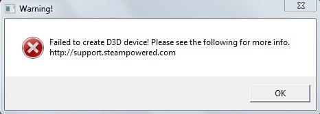 Ответы@Mail Ru: Не запускается Portal 2 и Left 4 Dead 2! Выдаёт