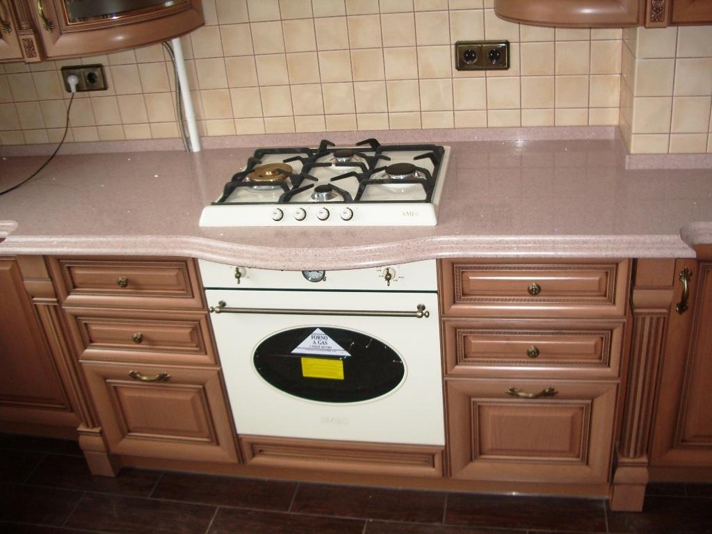 кухни с не встроенной плитой картинки