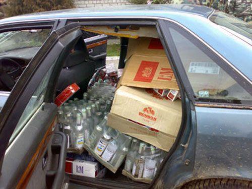 какие штрафы за торговлю в рф белорусскими сигаретами