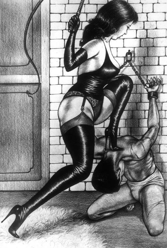 Sexual femdom self punishment