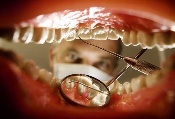 Зуб пульсирует нет дырки