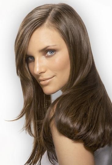 Цвет волос золотистый трюфель.фото