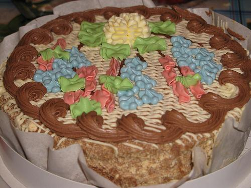 фото торта киев