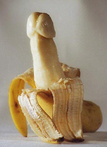 Члены как банан фото мня