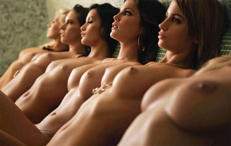 Эротические женские неожиданности видео
