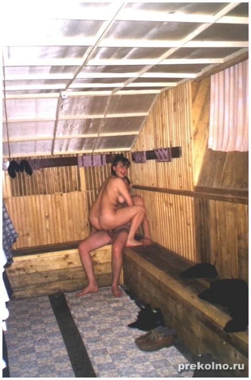 фото в бани частное