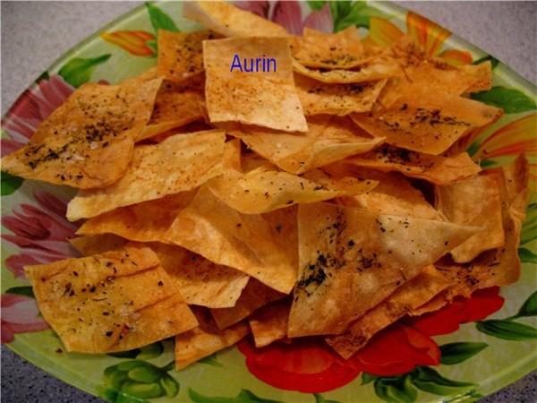Как сделать домашние чипсы рецепт на сковороде