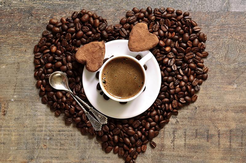 Поздравление рождением, картинка чашка кофе с надписью