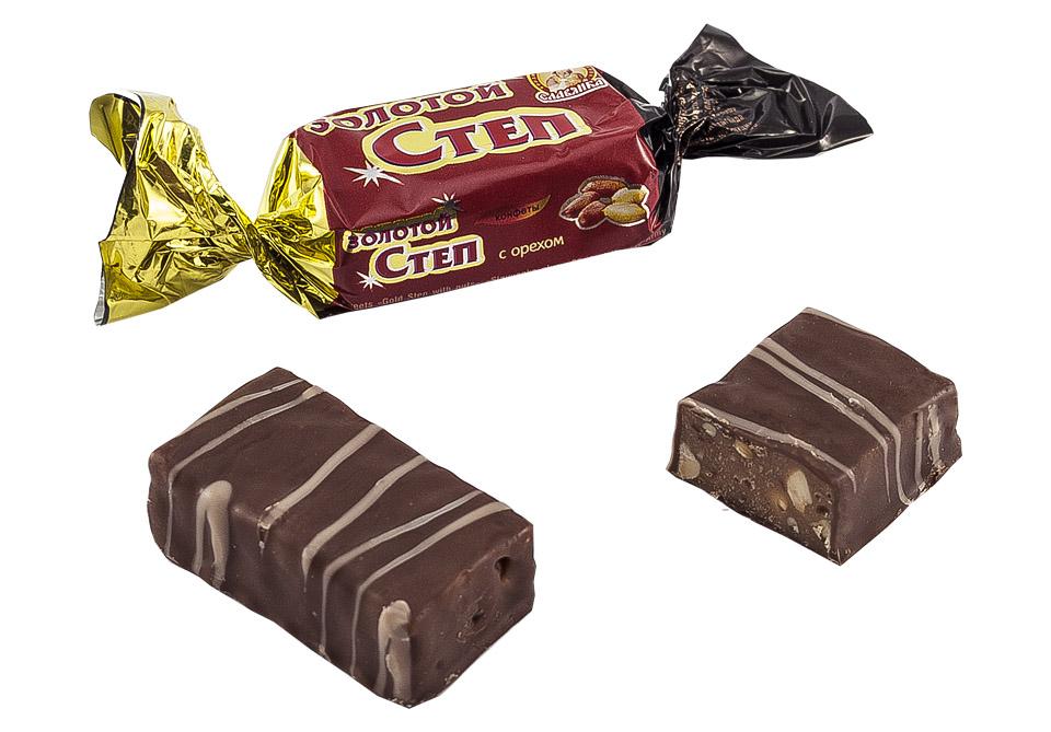 Отечественные конфеты фото