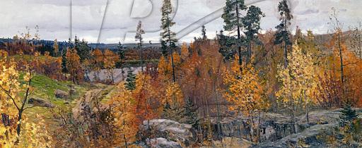 картинки осень в карелии