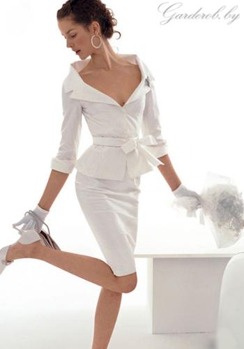 Можно одевать свадебное платье на венчание