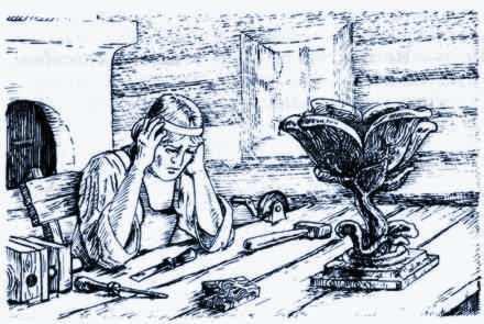 Ваза которую хотел создать данила мастер ооо гранит памятники ухта