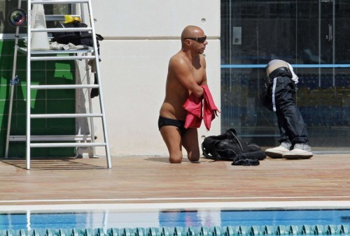 Хави торрес пловец