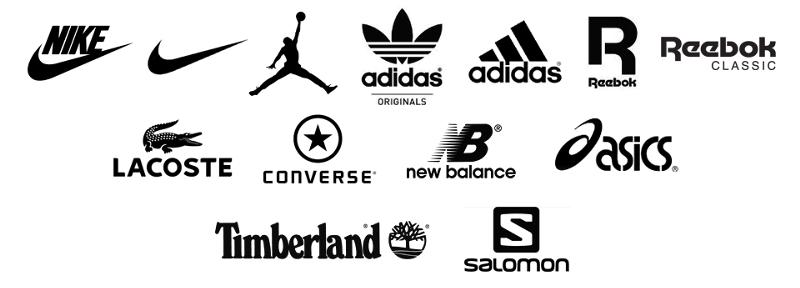 Логотипы спортивной одежды картинки и названия