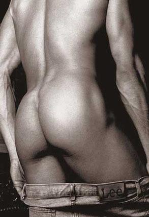 фото голого парня со спины