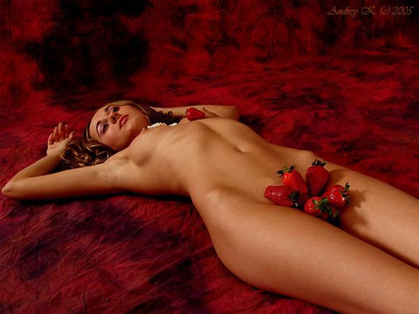 фото эротики ягодки