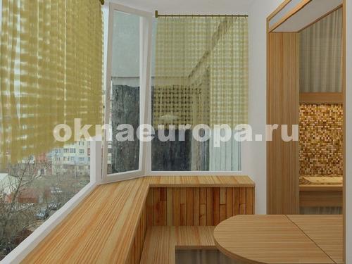 Ответы@mail.ru: на кухне окно с балконной дверью..