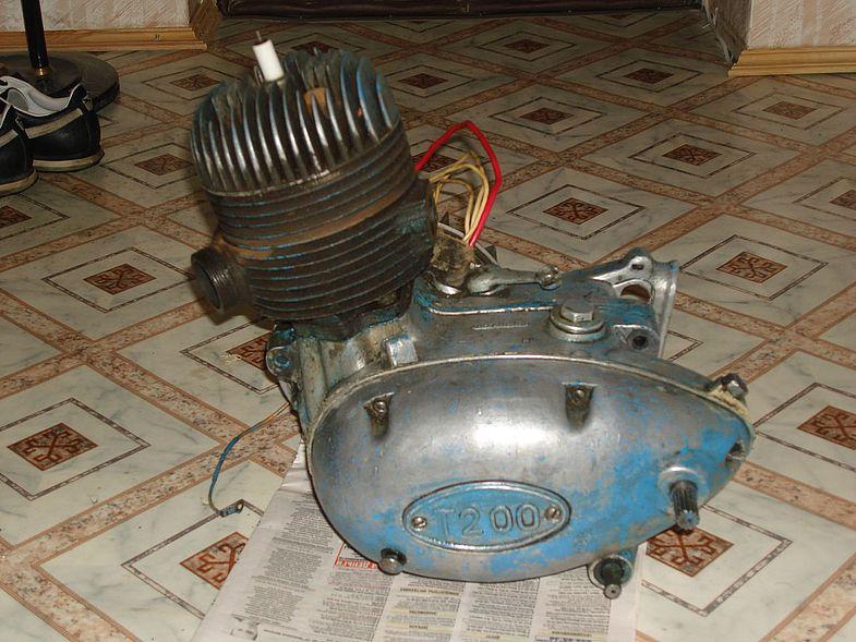 Двигатель Т200т Инструкция - фото 7