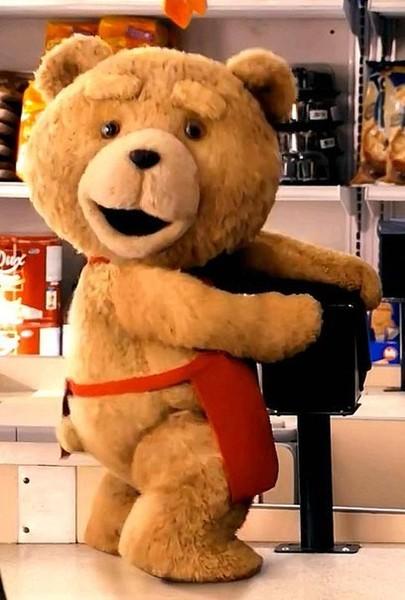 Медведь тедди картинки из фильма