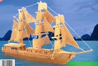 p049 sailing ship instructions