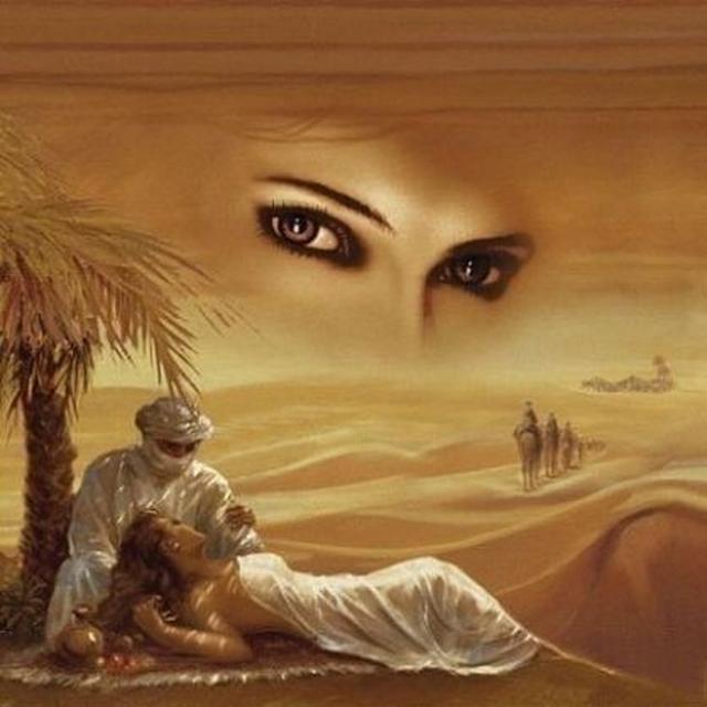 Машенькой, красивые арабские картинки о любви