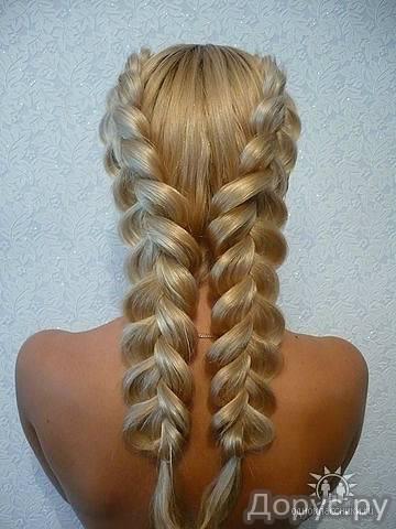 Причёски на 1 сентября 6 класс фото на длинные волосы