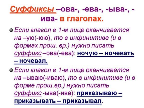 орфограмма ру