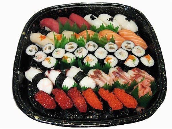 Открытки с суши