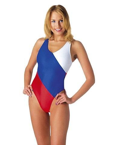фото девушки узкий купальник для занятия спортом