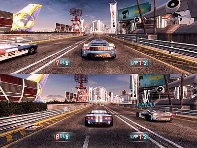 скачать игру гонки на двоих на одном компьютере через торрент - фото 2