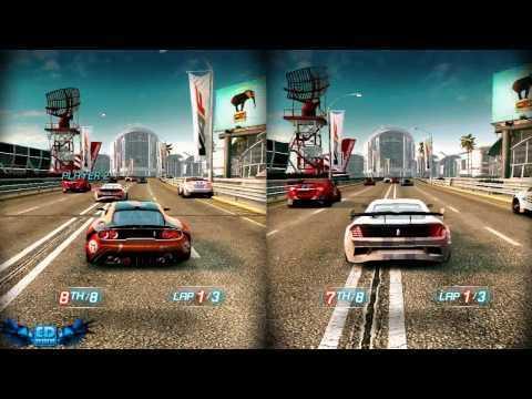 скачать игру гонки на двоих на одном компьютере через торрент - фото 4