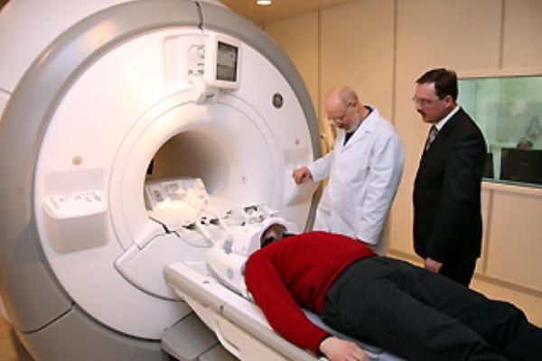 Компьютерная томография в кургане