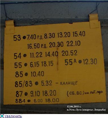 Расписание электричек Луга-1 - Санкт - Tutu ru