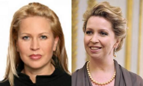 Так родственницы или нет Евгения Васильева и жена премьер ...