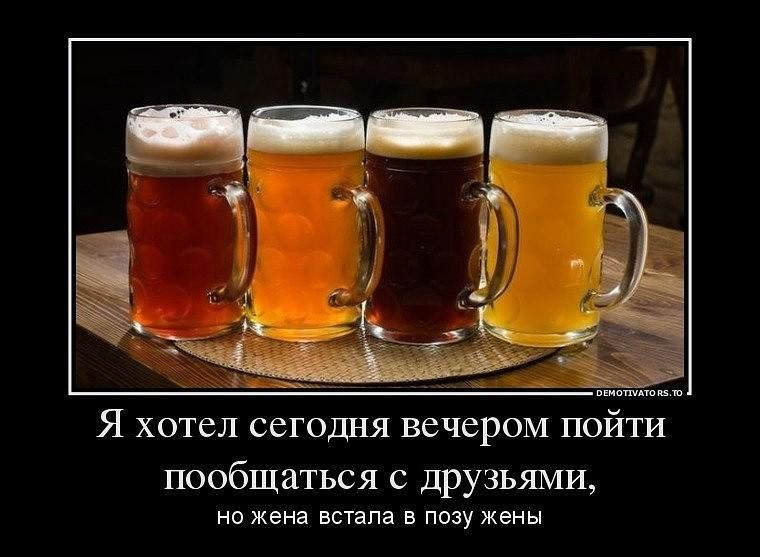 картинка прикол пива нету жизни