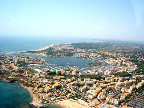 капдак город во франции фото пляжи